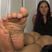 foot domination
